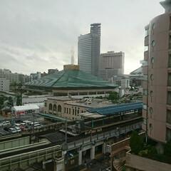 宿泊/スカイツリー/国技館/両国/東京/おでかけ 娘と東京へ  両国に宿泊  昨日は東京も…