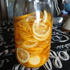美味しい/初めての/簡単/暮らし 初めてハチミツレモン作りました。  Yo…(1枚目)