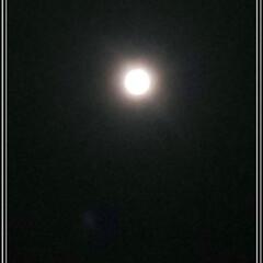 満月  snow moon 🌕️  ザ・ビュー…
