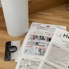 Aconitum    Pattern.Oku リメイクシート   Harokka(壁紙)を使ったクチコミ「モニターでHarokka様より、 『個性…」(6枚目)