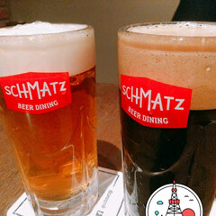 ドイツビール ドイツビールのいいお店を見つけた☝ また…