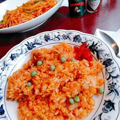 チキンライス/トルコライス/長崎/ちゃんぽん/皿うどん/グルメ 本当はちゃんぽんか皿うどんを食べたかった…