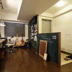 マンション オープンスタイルの気持ちの良い玄関です。…