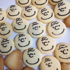手作りおやつ/手作りクッキー おはようございます(*´∀`) 今日の息…(1枚目)