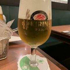 おすすめアイテム/至福のひととき 至福の一杯🍺  KIRIN CITY最高!