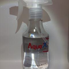 AquaX ペットのお手入れスプレー  | AquaX(アクアエックス)(その他ペット用品、生き物)を使ったクチコミ「AquaXペットのお手入れ用スプレーモニ…」(1枚目)