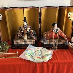 フォロー大歓迎/懐かしい/おこしもん/おこしもの/ひなまつり 愛知県では 昔?私が子供の頃から🎎おひな…