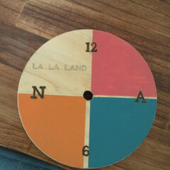 時計#ララランド#カラフル#自作#... 映画[LA LA LAND]ララランド~…(3枚目)