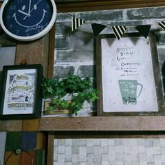 インテリア雑貨/カフェ風インテリア/男前インテリア/賃貸インテリア/ポストカード/らくがき屋gami/... おはようございます('-'*)♪ 毎日、…