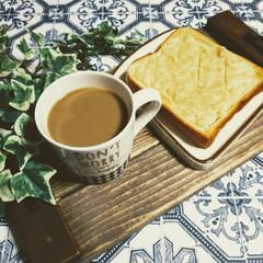 おやつ時間/スイーツ/お菓子作り/お菓子/おやつ作り/おやつ/... おうちカフェ☕️  1枚目 メロンパント…