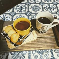 住まい/暮らし/おうち時間/おうちカフェ/おやつ/手作りおやつ/... 塩バタークッキーのリベンジ出来ました✌️…