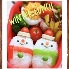 お弁当/冬/ごはん/グルメ/lunch/娘/... #冬 #かんたん #娘 #お弁当 #lu…