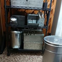 工具箱/雑貨/LIMIA手作りし隊/DIY 我が家の工具ワゴン完成です。 5月半ば過…