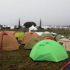 DUNLOP VS−Series コンパクト・アルパインテント コンパクト登山テント(2(山岳テント)を使ったクチコミ「テント買った」