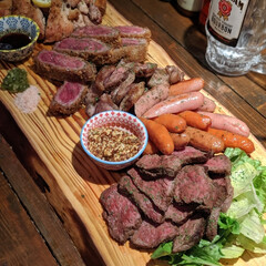令和の一枚/至福のひととき/LIMIAごはんクラブ/LIMIAおでかけ部/令和元年フォト投稿キャンペーン/肉/... お気に入りの肉バル🍖🍗🥩さんへ 美味しか…