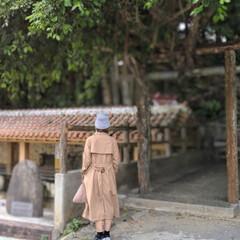 おでかけ/風景/フード/川/文化財 続き〜 金武町迄、来たついでに近くを散策…