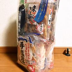 お菓子/イトーヨーカドー お菓子の福袋? ヨーカドー前にならんでま…