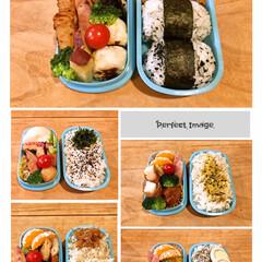 お弁当 今週のお弁当  ど〜んシリーズ❓ゆで卵ど…(1枚目)