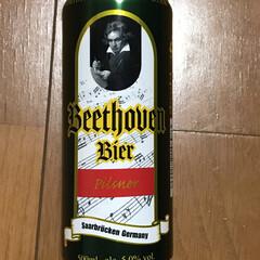 ビール/ベートーヴェン いただきもの  ベートーヴェン大先生のビ…(1枚目)