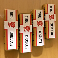 懐かしい/セブンイレブン/チロルチョコレート/チョコレート 私の大好きなチョコレート❤️ 子供の時か…