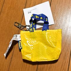 IKEA/クノーリグ/黄色 IKEA原宿限定だと思っていた 黄色のク…
