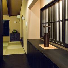 2階リビング おもてなしの極意「京町屋の風情」