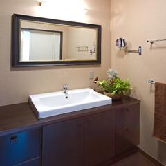 2階リビング/洗面所 おもてなしの極意「京町屋の風情」