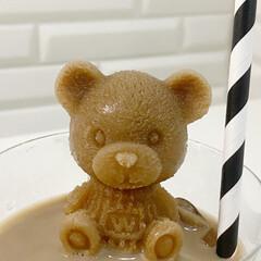 かき氷/くまちゃん/あったらいいな/あったら便利/住まい/キッチン雑貨/... クマさん♡ 可愛い(⑉> ᴗ <⑉)ので…