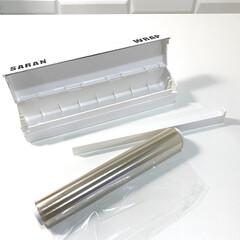 呉羽 NEWクレラップ ミニ お徳用 22cm×50m NEWクレラップミニ(22c(その他洗剤)を使ったクチコミ「サランラップ収納♪♪ こちらはよく、使う…」