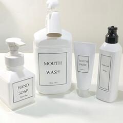 マーナ マーナ マウスウォッシュコップ | マーナ(浴室洗剤)を使ったクチコミ「こんばんは⸜(*ˊᵕˋ* )⸝ 今日…」