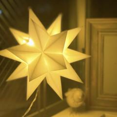 照明器具/オシャレ/ルームライト/Creema/インテリア 今日一瞬の晴れ間に窓を📸✨  ライトはC…(3枚目)