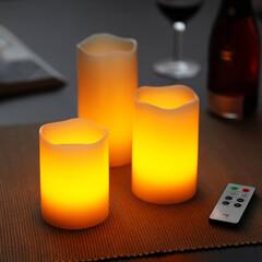 LED/キャンドル/キャンドルライト/LEDキャンドル/インテリア/明かり