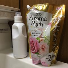 diana/アロマリッチ/柔軟剤 個人的にこの香り大好き❤ かれこれ2年……