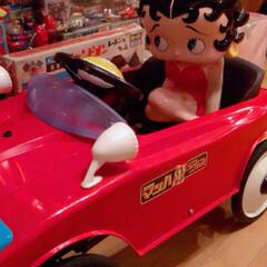 昭和レトロ/アトンおもちゃ館/フォロー大歓迎/おでかけ ⛈🌪⛈だけど、;(´•௰•`)☂そんなに…