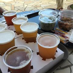 ビアガーデン/ビール/ワイン/イクスピアリ 4種の飲み比べセット イクスピアリのビア…