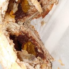 美味しいパン/コンビニパン/ファミリーマート 【ファミリーマート】オレンジショコラボー…(3枚目)