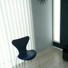 セブンチェア/アルネヤコブセン/北欧インテリア/北欧家具/北欧/暮らし お気に入りの椅子! アルネヤコブセンが好…