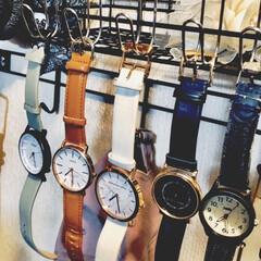 セリア/腕時計収納 素人収納♡ 腕時計の収納♡ 気楽に買える…
