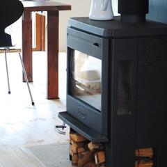 薪ストーブ 念願の薪ストーブを設置