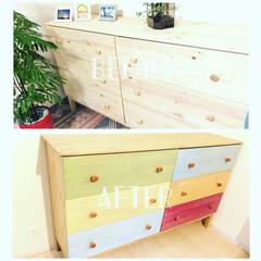 DIY/雑貨/インテリア/家具/イケア/住まい/... IKEAのアウトレット商品‼️ 組み立て…