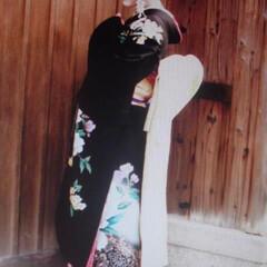 舞妓体験/京都/LIMIAおでかけ部/夏のお気に入り 数年前の真夏に舞妓体験した時の写真どす。…