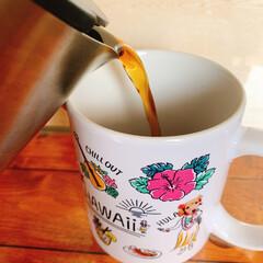 カルディ カルディでコーヒーを豆のまま購入して ブ…(5枚目)