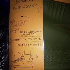 梅雨/梅雨便利グッズ/梅雨対策/ソックス収納/雨対策/梅雨対策アイテム またまた!☔降るみたいですね😱 私は!長…(2枚目)