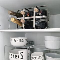 メラミンコップ メラミン 食器 コップ カップ 子供 こども キッズ DESIGN LETTERS デザインレターズ メラミンカップ | Design Letters(コップ)を使ったクチコミ「カップボードの中で大活躍しているワインラ…」