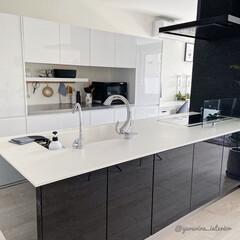 選べる5色 ステルトン RIG-TIG ブレッドケース パンケース ブレッドボックス 保存容器 Z00038 6.8(ブレッドケース)を使ったクチコミ「キッチン全体の写真。キッチンはパナソニッ…」