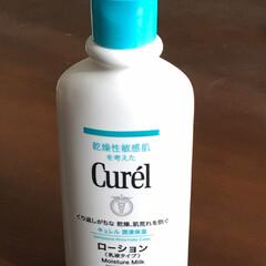 キュレル 入浴剤(入浴剤)を使ったクチコミ「冬のカサカサ対策に、キュレル 潤浸保湿 …」