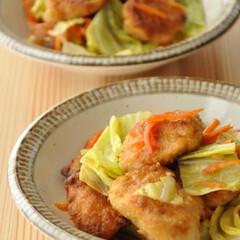 簡単/揚げ焼き/おかず/鶏肉/キャベツ/人参/... 【野菜でかさまし!鶏肉の甘酢漬け】  鶏…