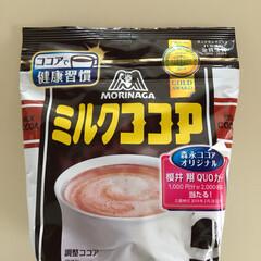 森永 ミルクココア 300g×20袋(ココア)を使ったクチコミ「寒い日が続きますね。 身体の芯から温まる…」