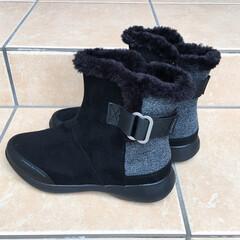ルコック/ブーツ/寒さ対策/ファッション/暮らし こちらのブーツは、インソールがアーチサポ…