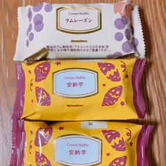 美味しい/安納芋/期間限定/ワッフル/マネケン/スィーツ大好き/...